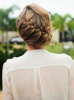 12 Peinados de Novia por un Lado - Peinados