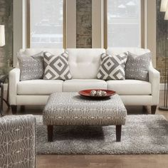 """Parker sofa & loveseat   68""""L X 41""""W X 35""""H LOVESEAT  86""""L X 41""""W X 35""""H SOFA"""