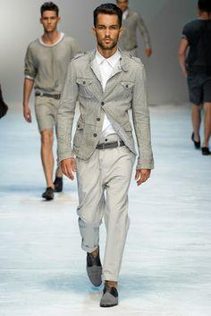 Dolce & Gabbana Spring 2012 - Look 56