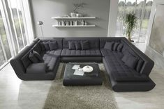 European Furniture, Modern Bedrooms, Contemporary Sectionals - IQ Matics Can you tell I'm looking for a sectional?