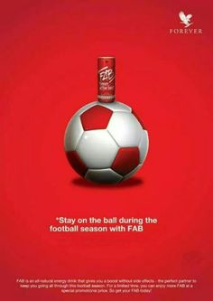 Stay on the ball during the football season with FAB