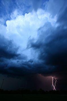 ♂ IMG_1596 by unripegreenbanana #cloud #lighten #nature #storm