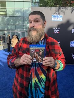 Mick Foley, Style, Fashion, Swag, Moda, Fashion Styles, Fashion Illustrations, Outfits