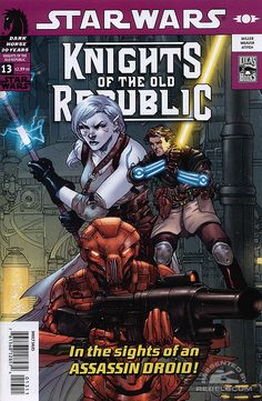 Knights of the Old Republic 13