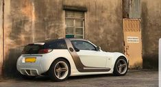 Smart Roadster Coupe, Custom Cars, Cars And Motorcycles, Sick, Vehicles, Cars, Car Tuning, Pimped Out Cars, Car
