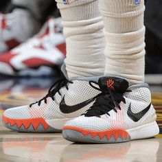 best website d6875 59121  KicksOnCourt   K1Irving in the  Infrared   Kyrie1. Who s