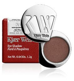 Kjaer Weis Eye Shadow Compact and the entire Kjaer Weis line with samples available now at Spirit Beauty Lounge