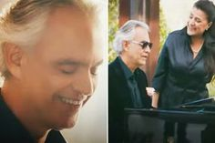 Andrea Bocelli sings Hallelujah duet with daughter Virginia at Christmas concert – WATCH