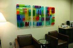 Lisa Mote Glass Art Glass Wall Art, Fused Glass Art, Stained Glass, Highlights 2014, Abstract Paintings, Glass Panels, Mosaics, Metals, Art Work