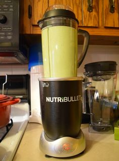 how to make almond milk in nutribullet