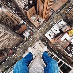 Photo Manipulation at Its Best: 15 Death-Defying Scenes - Smashcave