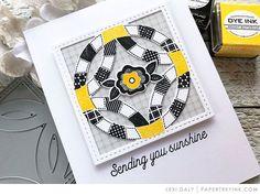 Throwback Thursday: Quilted: Spring Stamp Set – Papertrey Ink Blog