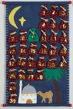 Ramadankalender aus dem Jahr 2002 http://ramadankalender.de