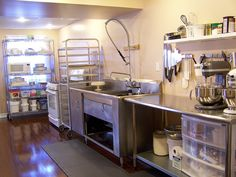 My cake kitchen by cakespace - Beth (Chantilly Cake Designs), via Flickr
