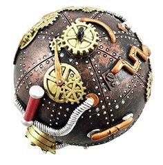 "Metalware Humble Antique Arts & Crafts Era Handcast Red Bronze Vase Antiques 8"""