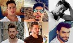 Demos um belo rolê no Instagram para escalar a seleção brasileira dos caras que estão batendo um bolão quando o assunto é cabelo. Tem modelo, cabeleireiro, blogueiro, personal trainer, DJ, estilista, de Norte a Sul... Confira no site a matéria com nosso top 30 dos cortes de cabelo.