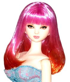 how to dye doll hair
