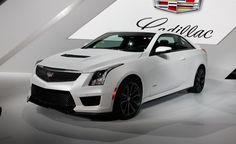 2016 Cadillac ATS-V and CTS-V SEDAN
