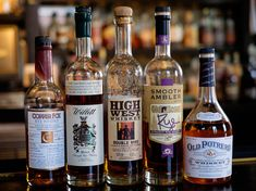 5 Rye Whiskeys You Should Be Drinking