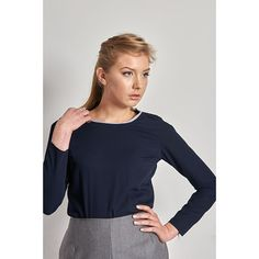 88126533f94ba7 Samantha - Crew Neck Linen Top. Adé Boutique