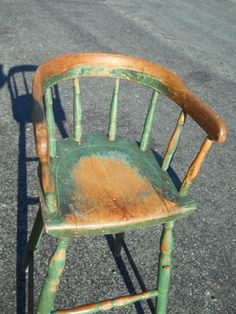 57 Best Antique High Chairs Images In 2019 Antique High