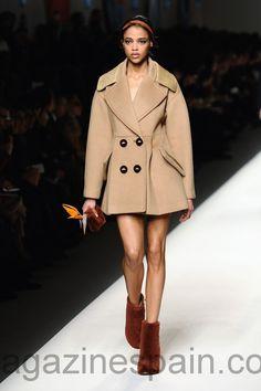 Milan Fashion Week 2015: FENDI