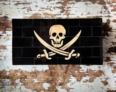 The earliest reference to the Jolly Roger symbol was from Charles Johnson's, A General History of the Pyrates, published in Britain in