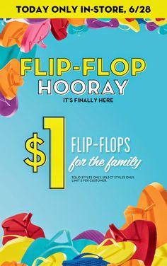 ccb02af0068  1 Flip Flops Today Only at Old Navy