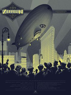 These Info-Rama Prints by Tom Whalen and Kevin Tong are awesome!