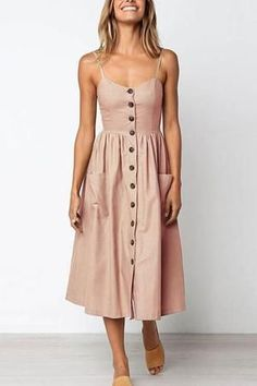 Find your own Style Vee Boho Midi Kleider # Kleider Why are People Buying Shoes Online? Elegant Dresses, Cute Dresses, Casual Dresses, Vintage Dresses, Boho Midi Dress, Dress Skirt, Midi Dresses, Flower Dresses, Waist Skirt
