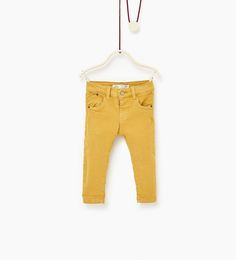 Colorful jeans-JEANS-Baby boy-Baby | 3 months - 3 years-KIDS | ZARA United States