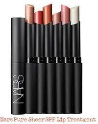 Nars' lipsticks