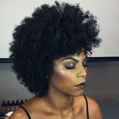 Natural Hair Journey, Natural Hair Care, Natural Hair Styles, Natural Beauty, Coily Hair, Cool Hairstyles, Hairdos, Natural Hair Inspiration, African American Hairstyles