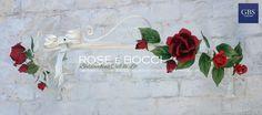 Rose e Bocci. Ciel de Lit. Baldacchino Romantico