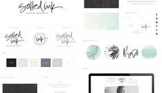 Brandings para se inspirar na hora de organizar o layout do seu blog http://www.naocliche.com/2015/08/7-brandings-de-blogs-para-se-inspirar.html