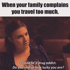 Funny Laughing So Hard & Dark Humor Memes Funny Travel Quotes, Travel Humor, Funny Quotes, Funny Memes, Jokes, Travel Puns, Funny Sarcasm, Cat Memes, Vacation Humor