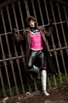 Me as Gambit X-Men Photo taken by at Lucca Comics 2012 Enjoy Cardmaster without Cards Gambit Cosplay, Rogue Cosplay, Epic Cosplay, Male Cosplay, Cosplay Outfits, Cosplay Costumes, Awesome Cosplay, Gambit Marvel, Gambit X Men