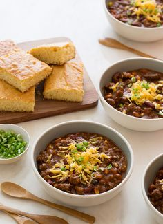 Kitchen Sink Chili | 29 Cozy And Delicious Things To Make On A Snowy Weekend