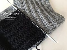 This Pin was discovered by Ela Knitting Basics, Knitting Videos, Knitting Stitches, Knitting Patterns, Vogue Knitting, How To Purl Knit, Knitted Poncho, Knitwear, Knit Crochet