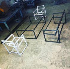 Welding art example making process for house by beginner welder!