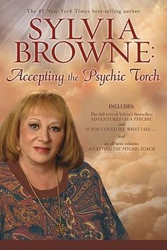 sylvia browne books | Sylvia Browne: Accepting the Psychic Torch