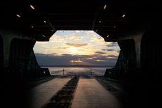 WA state ferry.