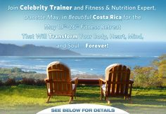 Registration for the 2014 Costa Rica retreats is now open: http://mindfulhealthretreats.com