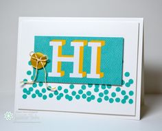 card made with PLxSU pocket cards