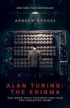 Alan Turing : The Enigma by Andrew Hodges (2014, Paperback)