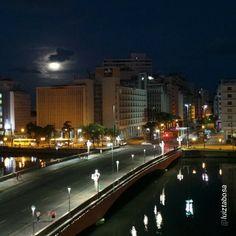 Centro da cidade do Recife - Pernambuco - Brasil.