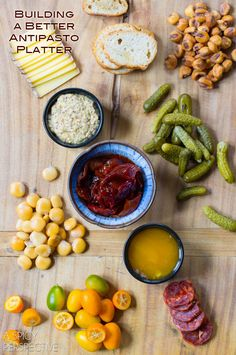 Building a Better Antipasto Platter #holidays #party