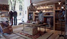Nueva tienda de Victorio & Lucchino en Madrid, en clave vintage