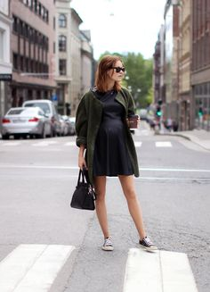 outfit_street_style_pregnant_dress_2.jpg (660×915)