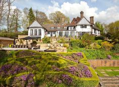 On the Market: The Former England Home of Music Icon John Lennon Surrey England